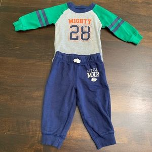 Carter's MVP Outfit